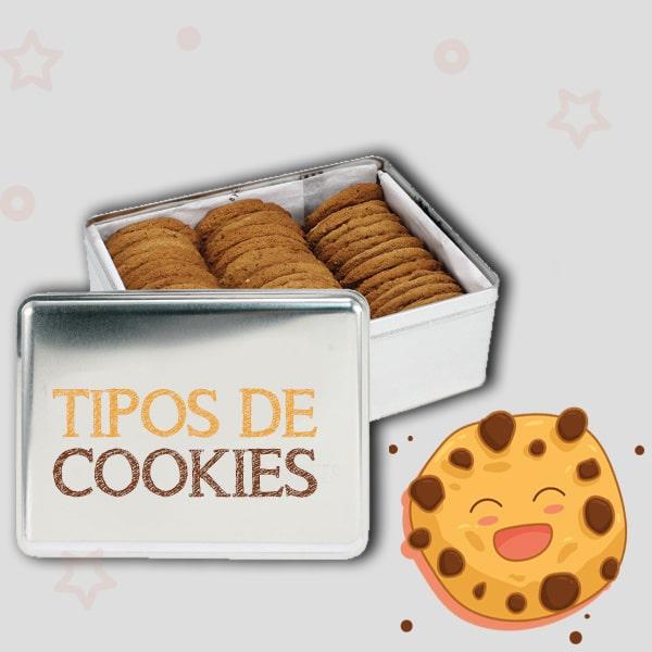 Los tipos de cookies