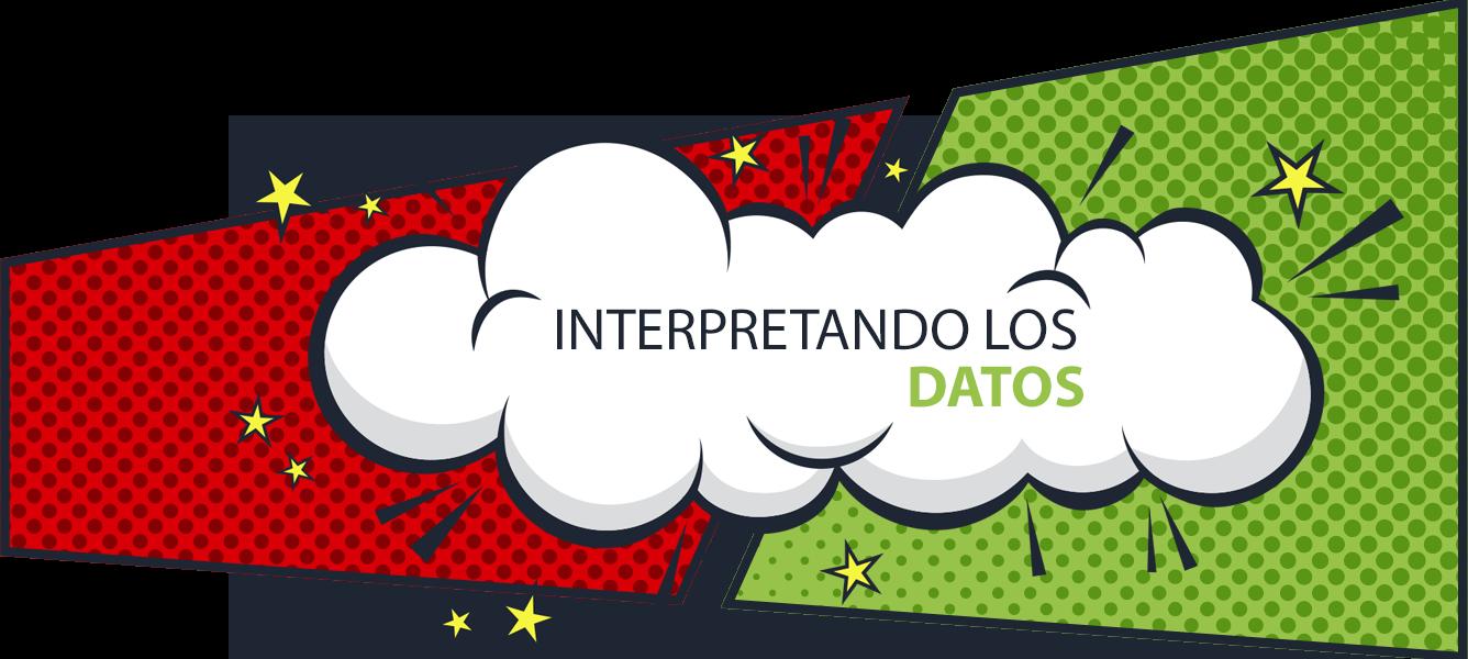 interpretar los datos de usuarios nuevos y recurrentes