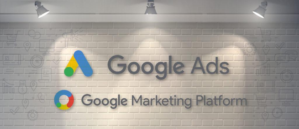 Google ads y marketing platform